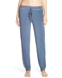 Daniel Buchler - Washed Out Lounge Pants - Lyst