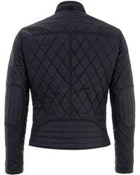 Ralph Lauren Black Label Grand Prix Quilted Jacket