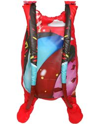 Manish Arora Candy Printed Padded Nylon Backpack - Lyst