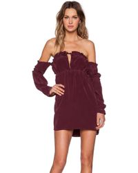 Stone Cold Fox River Dress - Lyst