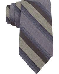 Elie Tahari - Traditional Stripe Tie - Lyst