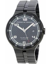 Porsche Design - Flat Six Chronograph Watch - Lyst