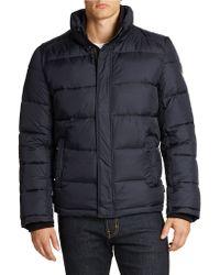 Calvin Klein Nylon Puffer Jacket - Lyst
