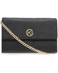 KG by Kurt Geiger - Diana Leather M P W Chain - Lyst
