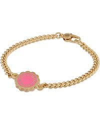 Marc By Marc Jacobs Scalloped Disc Bracelet - For Women - Lyst