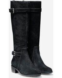 Cole Haan Putnam Waterproof Boot (40Mm) black - Lyst