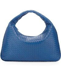 Bottega Veneta Large Lambskin Sac Hobo Bag - Lyst