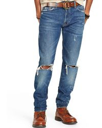 Denim & Supply Ralph Lauren Tapered-straight Dylan Jeans - Lyst