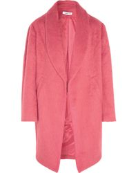 Elizabeth And James Colton Wool and Mohair Blend Coat - Lyst