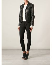 Michael Kors Classic Fitted Blazer - Lyst