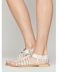 Free People Katie'S Eclipse Sandal - Lyst