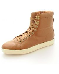 Paul Smith Shoe Berlin High Top Boots - Lyst