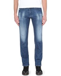 Diesel Darron Regular Mid-Rise Jeans - For Men - Lyst