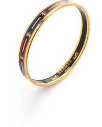 Hermès HermãˆS Bangle - Lyst