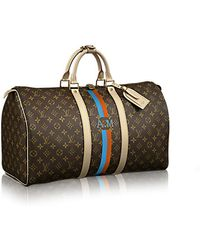 Louis Vuitton Keepall 50 Mon Monogram - Lyst