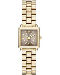 Marc By Marc Jacobs Womens Katherine Gold Tone Stainless Steel Bracelet Watch 19mm - Lyst
