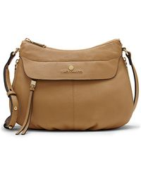 Vince Camuto - Dean Leather Crossbody Bag - Lyst
