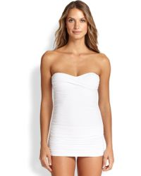 Melissa Odabash One-Piece Antibes Swimsuit - Lyst