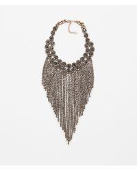Zara | Jewel Necklace | Lyst