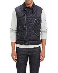 Ralph Lauren Black Label Quilted Puffer Vest