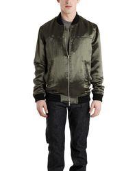 BLK DNM Military Jacket - Lyst