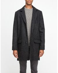 A.P.C. New Manteau - Lyst