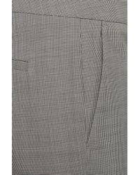 BOSS - Regular-fit Trousers In A New-wool Blend: 'tamea2' - Lyst