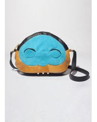 Larissa Hadjio Mini Mask Bag - Lyst