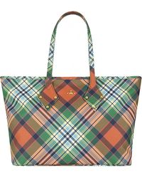 Vivienne Westwood Classic Large Derby Tote - Lyst