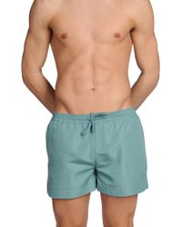 Suit - Swimming Trunk - Lyst