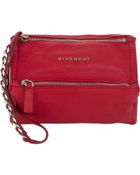Givenchy Pandora Wristlet - Lyst