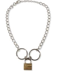 Rodarte Necklace - Lyst