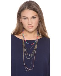 Venessa Arizaga - Malibu Necklace - Lyst