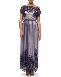 Catherine Deane Philippa Swiss Dot Gown - Lyst