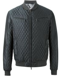 Etro Diamond Check Jacket - Lyst