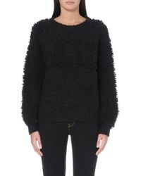 MICHAEL Michael Kors Long-Sleeved Knitted Jumper - For Women - Lyst