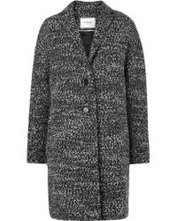 LK Bennett Norwich Dropped Shoulder Coat - Lyst