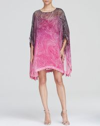 Diane Von Furstenberg Tunic Dress  - Lyst