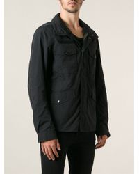 Diesel Chest Pocket Jacket - Lyst