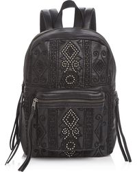 Ash - Stevie Small Embroidered Backpack - Lyst