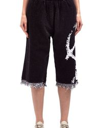 Haal - Rita Terry Long Shorts - Lyst