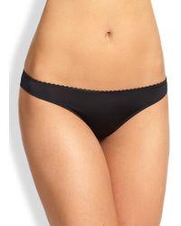 Hanro Satin Deluxe Bikini - Lyst