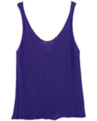 Wool And The Gang Venice Vest - Lyst