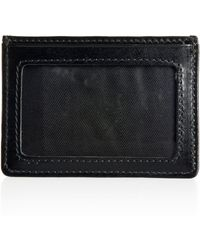 Hugo Boss Bellness | Leather Card Case - Lyst