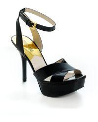 MICHAEL Michael Kors Gideon Platform Sandals - Lyst