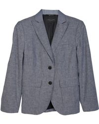 Rag & Bone Blue Nancy Blazer - Lyst
