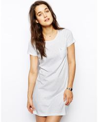 Jack Wills | Floral T-Shirt Dress | Lyst