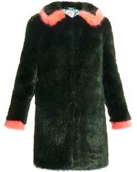 Shrimps - Artificial Fur Coat - Lyst