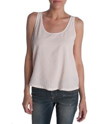Lacausa Sea Level Tank Top - Lyst