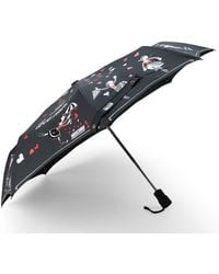 Moschino Let Love Rain Umbrella - Lyst